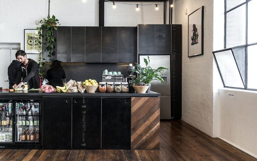 99年设计办公室厨房