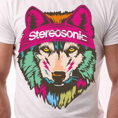 T-shirt for Stereosonic Festival by ++++BRTHR-ED++++