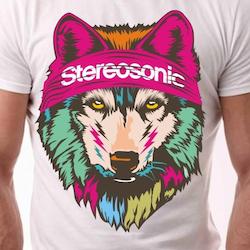 T-shirt for Stereosonic Festival by ++++BRTHR-ED++++