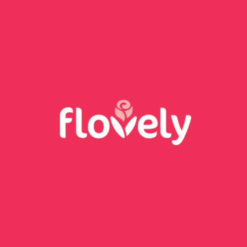 Logo design for Flovely by Van Eltia