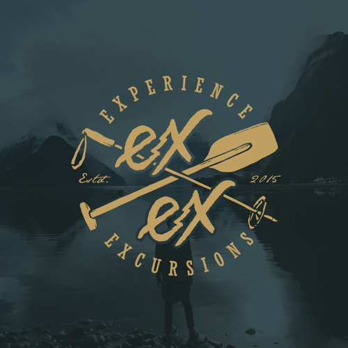 Logotipos para Experience Excursions por creative.solutions