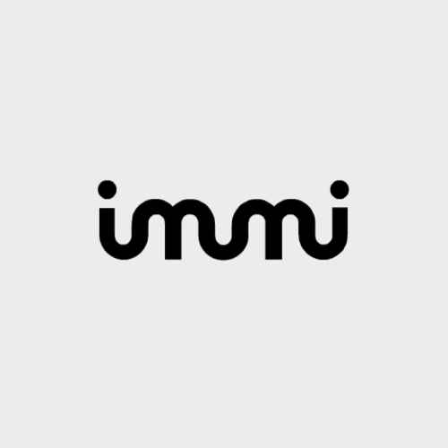 logo design for immi by jason