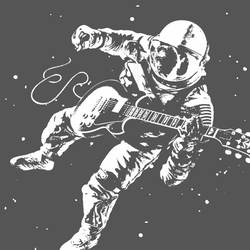 Illustration Or Graphics For The Satellite LA By Adi Gav