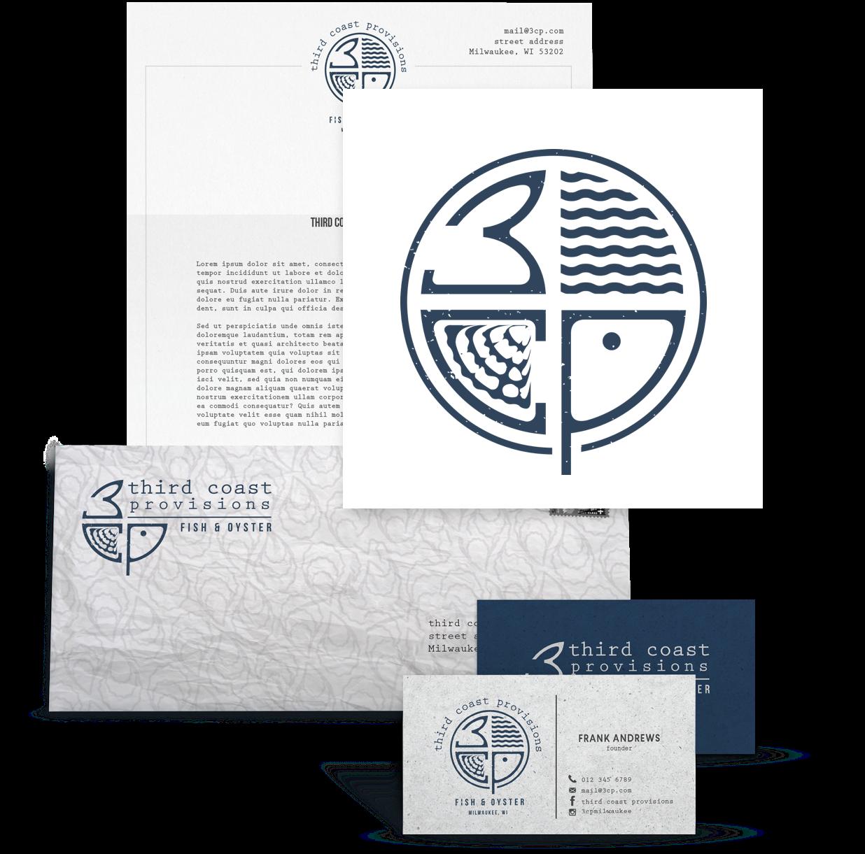 Logo & brand identity pack by Mijat12