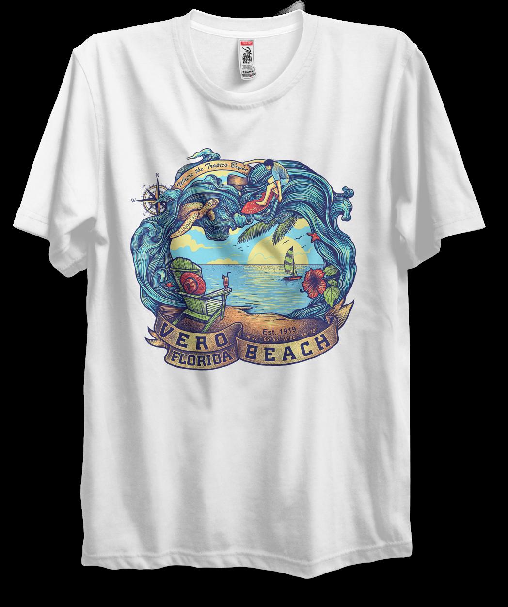 Tee-shirt par BATHI