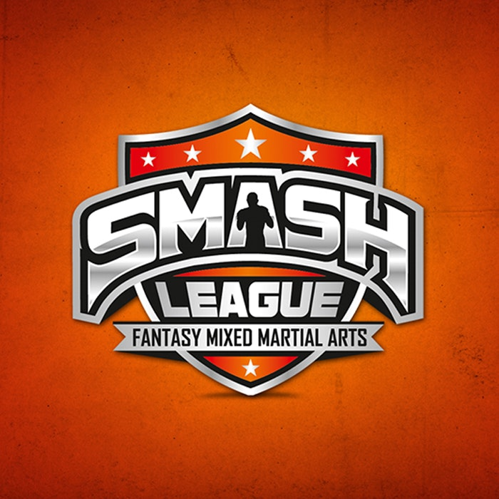 Logo design for Smash League by bo_rad