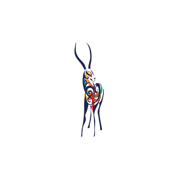 Logo design for Maha alsharq services by merci dsgn