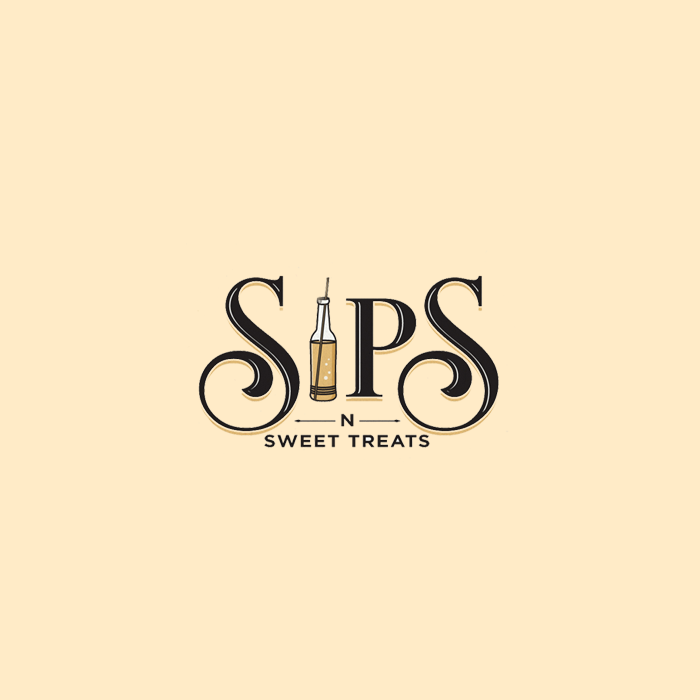 Logo design for Sips by Project 4