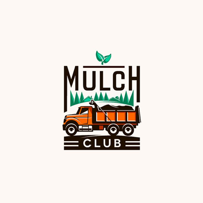 Logo design for Mulch Club by Pandalf
