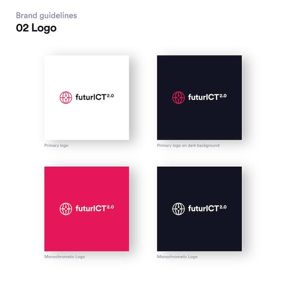 create a brand style guide 99designs